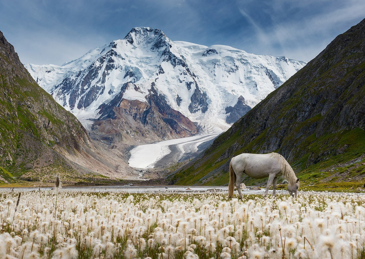 Valley of Unicorns in Kyrgzstan